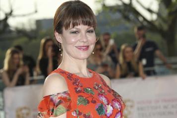 L'actrice britannique Helen McCrory est morte à l'âge de 52ans)
