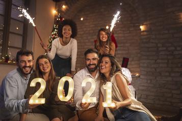 Airbnb veut décourager les fêtes du Nouvel An)