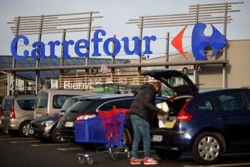 Couche-Tard gardera l'œil sur Carrefour)
