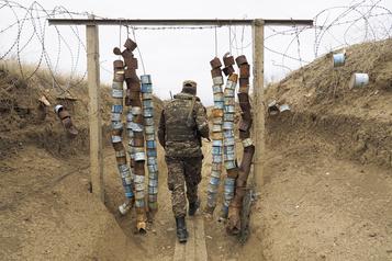 Conflit au Haut-Karabakh La paix par l'autodétermination)