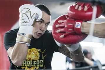 Boxe Steven Butler a hâte d'en découdre avec Jose de Jesus Macias)