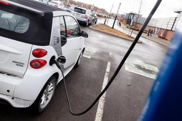 Hydro a le feu vert pour doubler le nombre de bornes de recharge rapide