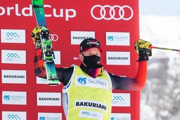 Ski cross Un premier podiumen carrière pour Jared Schmidt)