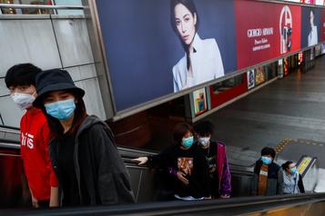 COVID-19: aucun cas local en Chine, 67 contaminations importées
