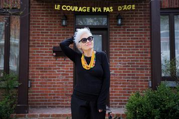 Louise Latraverse: vieillir lesyeux ouverts)