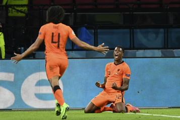 Euro Les Pays-Bas se sauvent avec la victoire contre l'Ukraine)