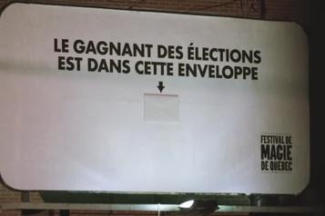 Des annonceurs font leurs élections