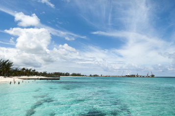 Les Bahamas prêtes pour les touristes, malgréDorian