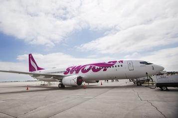 Swoop ajoutera des vols dans les Maritimes cet été