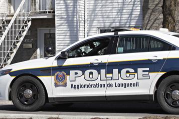 Accident de la route à Longueuil