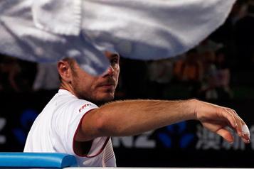 Stan Wawrinka balayé par un Italien de 18ans au tournoi de Rome)
