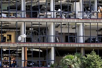 Beyrouth: requiem pour ma ville qui nemourra pas! )