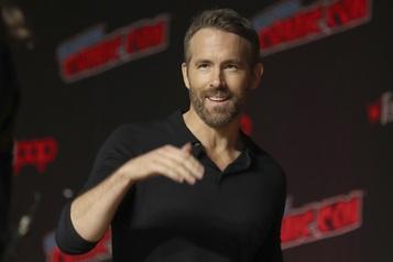 L'acteur Ryan Reynolds crée un programme pour la diversité)