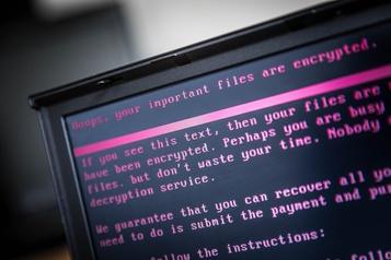 Les hôpitaux vulnérables aux cyberattaques en temps de pandémie )