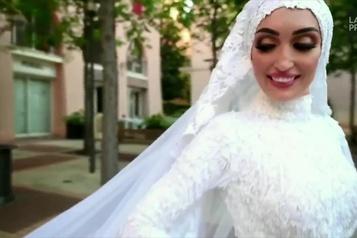 Explosions à Beyrouth : une séance de photo de mariage tourne au drame)