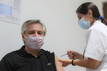Vaccin russe Spoutnik V Des retards de livraison en Argentine aussi)