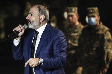 Conflit au Nagorny Karabakh L'Arménie exclut toute solution diplomatique)