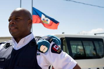 Haïti: «une expérience très profitable» pour les policiers canadiens
