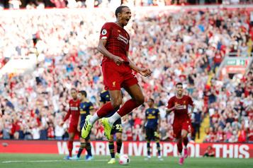 Liverpool triomphe, Manchester United s'effondre