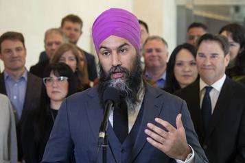 Assurance-médicaments: Singh écrit à Legault pour avoir son appui
