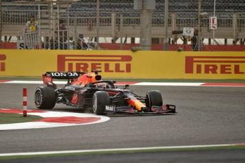 Formule 1 Max Verstappen domine les essais, Lance Stroll quatrième)