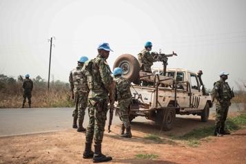 Centrafrique Plus de 40rebelles tués dans une offensive des forces armées )
