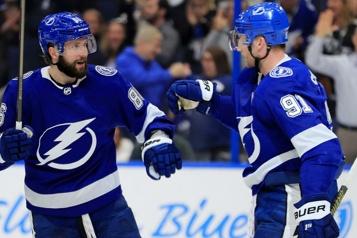 Islanders 2 - Lightning 4 Nikita Kucherov, l'homme des grandes occasions)