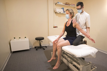 Le retour des thérapeutes de la santé physique )
