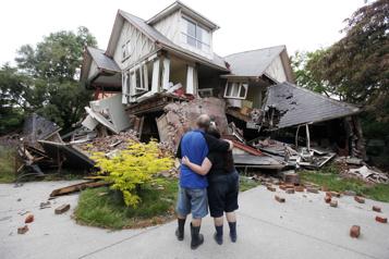 Dix ans après un séisme meurtrier, Christchurch connaît un renouveau)