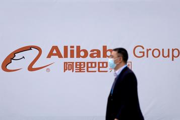 Pékin demande à Alibaba de se désengager des médias)