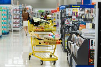 Hausse de l'Indice des prix à la consommation de 2,2 % en mars au Canada)