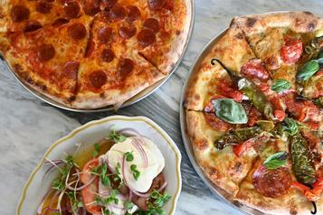 Vesta: de la pizza d'une autre époque