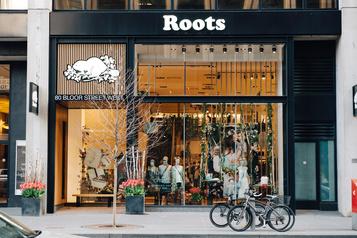Meghan Roach nommée PDG de Roots)