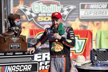 NASCAR: Austin Dillon infecté par la COVID-19)