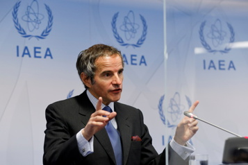 Nucléaire iranien Attendre le nouveau gouvernement est «inconfortable», pour l'AIEA)