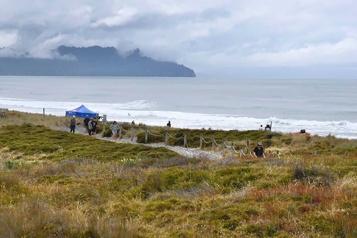 Pas de tsunami Séisme de magnitude6,9 au large de la Nouvelle-Zélande)