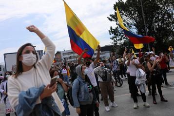 Colombie Le gouvernement appelle au dialogue entre «tous les secteurs» de la société)