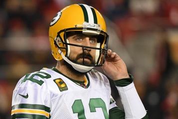 Les Packers ont confiance qu'Aaron Rodgers sera de retour)