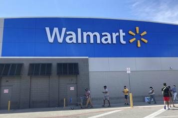 Walmart va ouvrir un centre de distribution à Moncton en 2022)