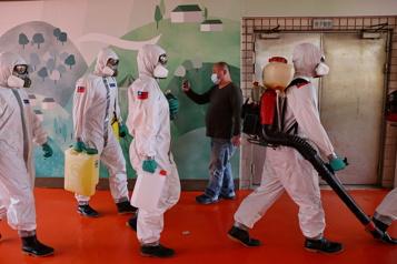 Le bilan de la pandémie dans le monde: plus de 2041000 morts)