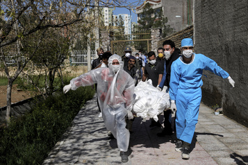 L'Iran prévoit de lutter contre l'épidémie jusqu'à l'été