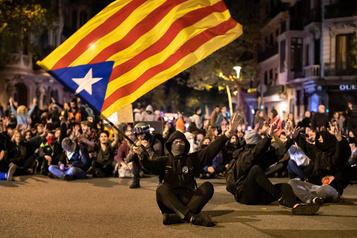 Le PLQ bloque une motion sur la Catalogne