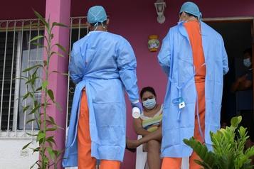 COVID-19: le cap des 20millions de personnes contaminées franchi)