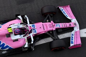 F1: cinq écuries font appel de la décision sur les écopes de frein de Racing Point)