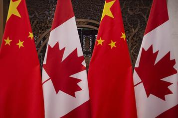 La Chine appelle ses citoyens au Canada à la «prudence»)