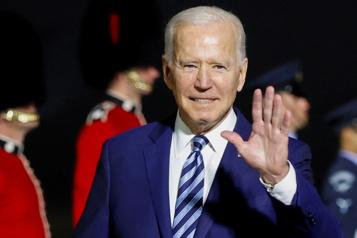 Sondage Pew Biden a redoré l'image des États-Unis à l'étranger)