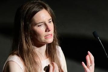 Amanda Knox accuse le film Stillwater d'exploiter son histoire)