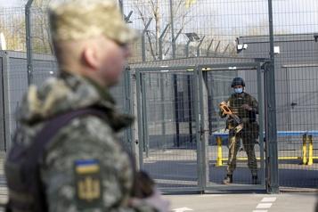 Ukraine L'Ukraine réplique et annonce l'expulsion d'un diplomate russe)