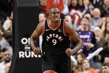 Les Raptors tiennent le coup face aux Kings