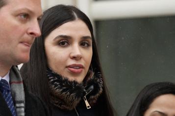 L'épouse d'«El Chapo» arrêtée près de Washington)
